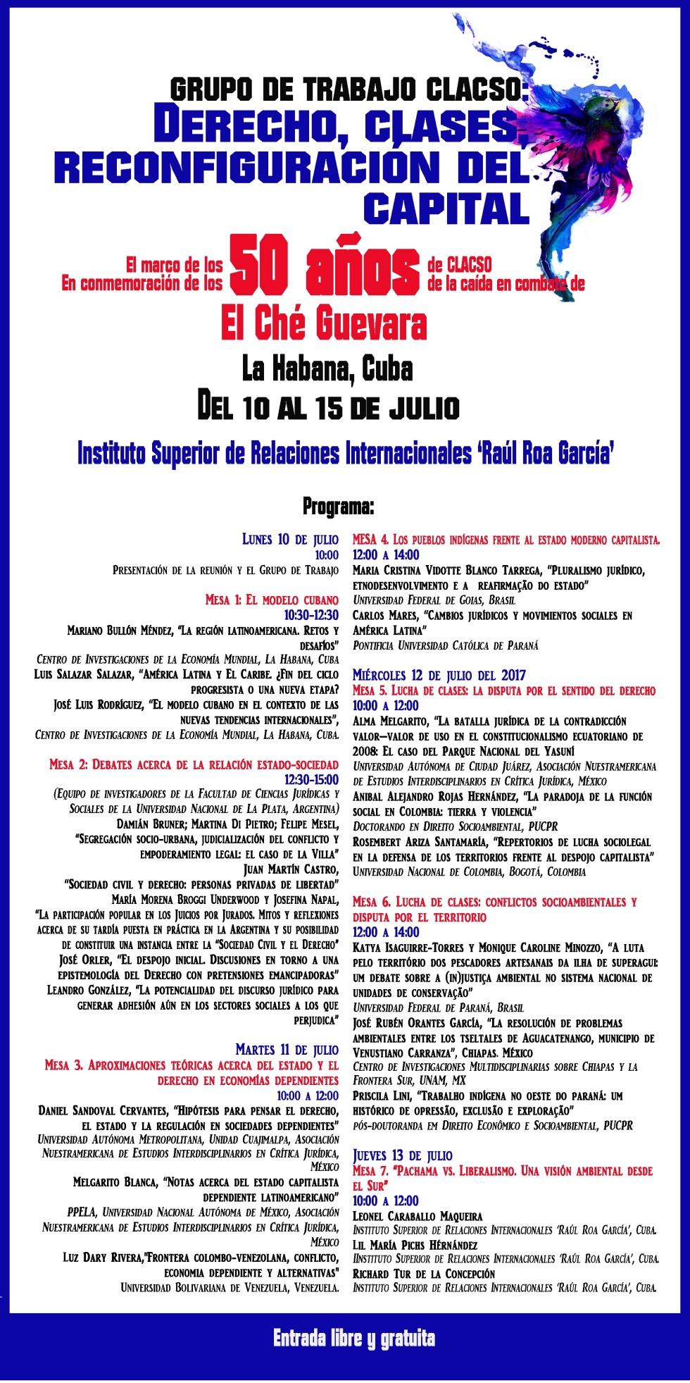 cf. derecho, clases, reconfiguración del capital. gt.clacso